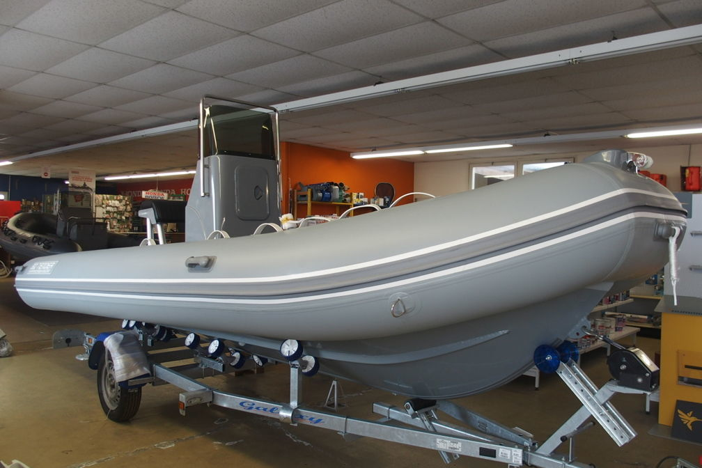 3D TENDER - 3D STEALTH RIB 550